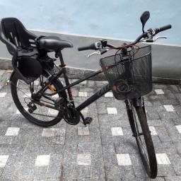 Bike Caloi Urban aro 26 - aro 26