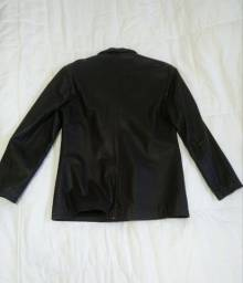 Jaqueta de couro feminina/nativa genuine