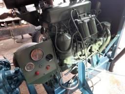 Motor de Irrigação Mercedes 4 cilindros