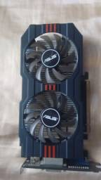 Vendo 750ti 2gb ASUS