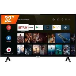 Vendo Smart Tv TCL S6500 Android 32 Polegadas ainda garantia e nota fiscal