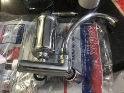 Vendo torneira  com filtro