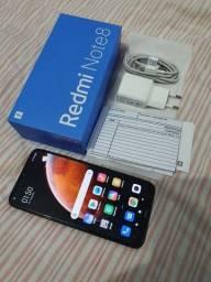 Xiaomi Redmi Note 8 - impecável com nota