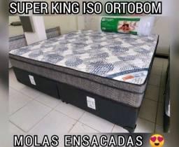 SUPER KING molas ensacadas Entrega Grátis