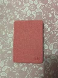 Capinha Kindle rígida - sistema de hibernação - Rosa