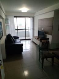 Apartamento mobiliado com 2 quartos para alugar no bairro de manaíra