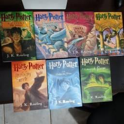 Coleção Harry Potter 7 volumes