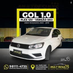 Volkswagen Gol 1.0  Carro impecável Semi-novo pra voce!