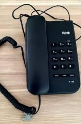 Título do anúncio: Telefone Com Fio KEO