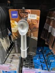 Título do anúncio: Vendo colher de sorvete novo 25 reias cada promoção
