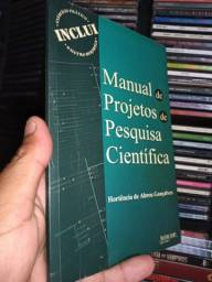 Manual de Projetos de Pesquisa Científica
