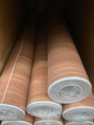 Título do anúncio: Bom dia Manaus temos adesivo estilo madeira