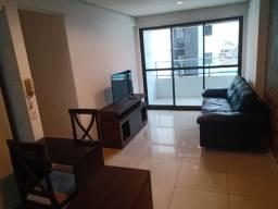 Apartamento mobiliado para locação com 2 quartos em manaíra