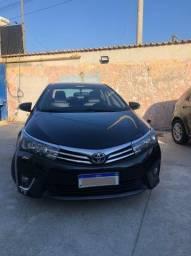 Toyota Corolla 1.8 GLI 16V felx 4p automático