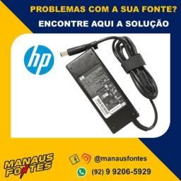 Fonte Carregador Notebook HP 18.5V. Ponta Grossa! Mais Informações no WhatsApp.