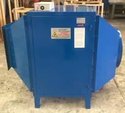 Filtro Eletrostático Motovent MFE-HSE 04