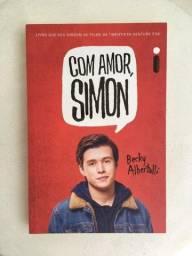 Livro Com Amor, Simon