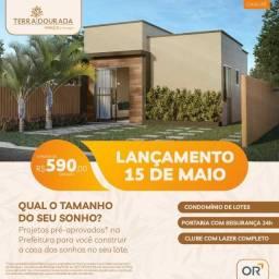 Terra Dourada Parque - Lançamento - Loteamento em Camaçari !!! Excelente Investimento !