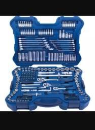 Maleta de ferramentas, cromo vanadio a mais completa