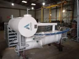 Fabrica Gelo Tubo 8 Toneladas - Amônia