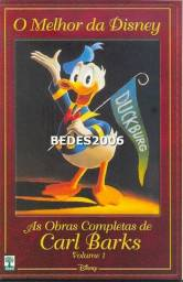 O Melhor da Disney - Carl Barks - Coleção Completa - 1 a 41