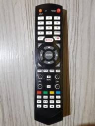 Controle de SMART TV Semp Toshiba (NOVO)