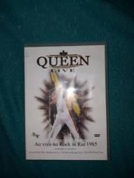 Dvd - Queen - Rock In Rio 1985 - Ao Vivo