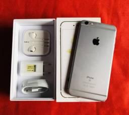 IPhone 6s Plus black 32g NOVO 1 ano de Garantia Apple