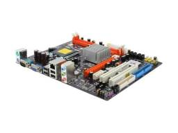 Placa Mãe Vs G31t-m Socket 775 Pega Core 2 Duo / Quad
