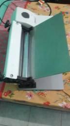 Cilindro eletrico e panela para fazer massa de salgado panela manual