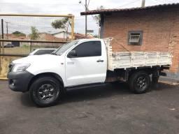 Toyota/hilux cs 4x4 2014/2015 - 2014