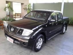 Nissan frontier 2009 2.5 xe 4x2 cd turbo eletronic diesel 4p manual - 2009