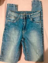 Calça jeans número 34