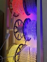 Mangueiras de LED