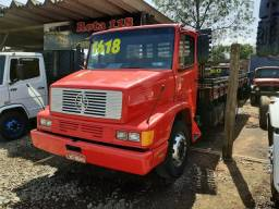 MB 1618 Truck Carroceria Reduzido Ano 95 - 1995