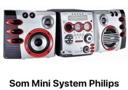 Vendo Som Mini System Philips
