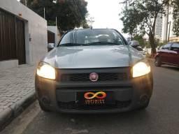 Fiat Strada Hard Working 1.4 CS - 2018 (Completo/muito novo) - 2018