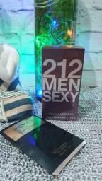 Perfume 212 Men Sexy 30ml