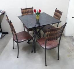 Mesa Liz 4 cadeiras