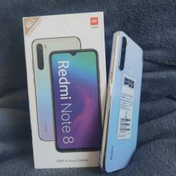 Lindooooo! Redmi Note 8 da Xiaomi. Novo lacrado com garantia e entrega