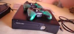 XBOX 360 SLIM comprar usado  Montes Claros