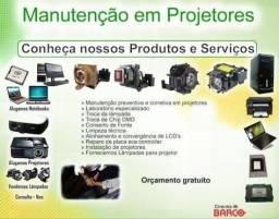 Projetor telão e Data show benq Sony Epson hitachi optoma nec etc