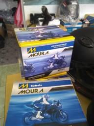 Título do anúncio: Bateria Moura hornet cbr600 cb1000 ma8,6-e com entrega