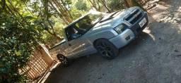 S10 2008 flex legalizada baixa Troco por Saveiro ou Golf - 2009