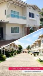 Casa de alto padrão em condomínio na cidade dos funcionários