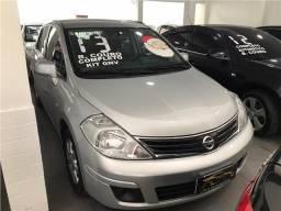 Nissan Tiida 1.8 sedan 16v flex 4p manual - 2013