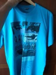 Camisa top da Quiksilver