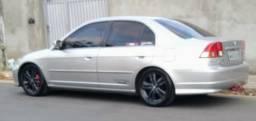 Honda Civic EX VTEC 1.7 2006 130CV AUT - 2006