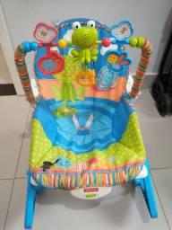 Cadeira de descanso Fisher Price Sapinho