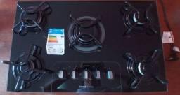 Fogão cooktop novo